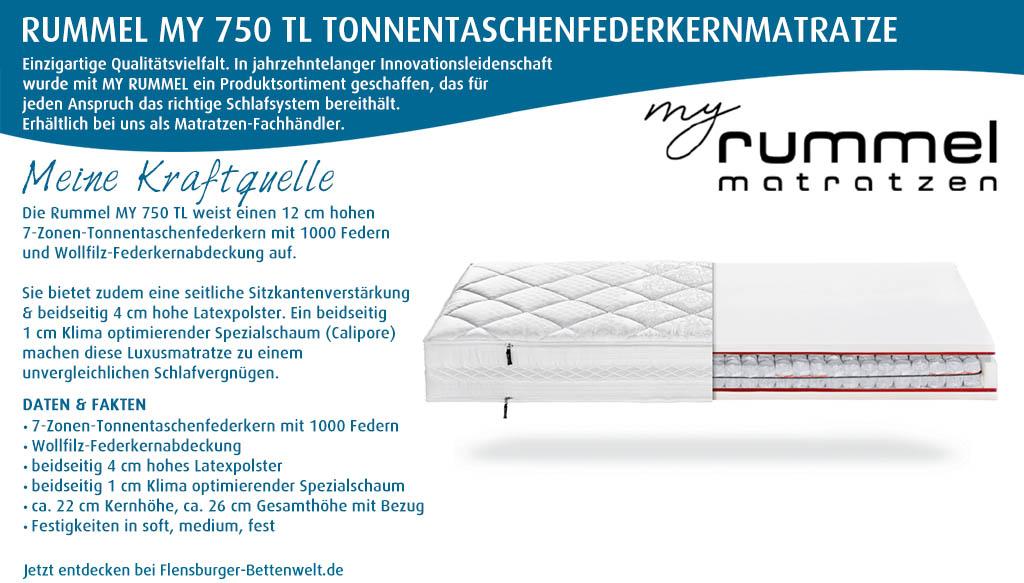 Rummel-MY-750-TL-Tonnentaschenfederkernmatratze-kaufen-Flensburger-Bettenwelt