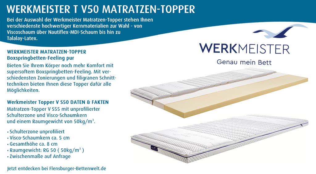 Werkmeister-Matratzen-Topper-T-V50-kaufen-Flensburger-Bettenwelt