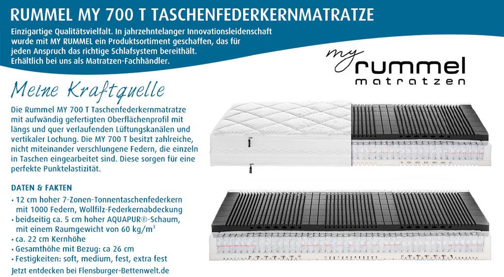 Rummel-MY-700-T-Taschenfederkernmatratze-kaufen-Flensburger-Bettenwelt