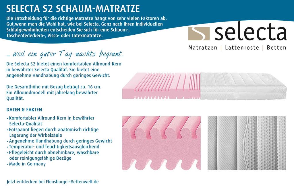 Selecta-S2-Schaum-Matratze-kaufen-Flensburger-Bettenwelt