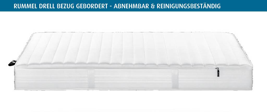 Rummel-MY-400-T-Drell-Bezug-gebordert-abnehmbar-reinigungsbestaendig