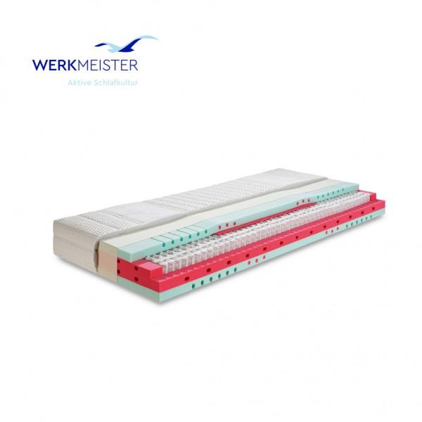 Werkmeister M T610 Taschenfederkern-Matratze