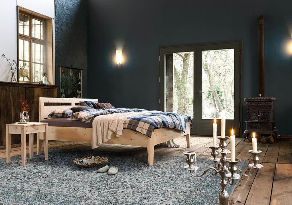 dormiente-Bett-Kalmera-Maxi-Bett-Komforthoehe-Massivholz