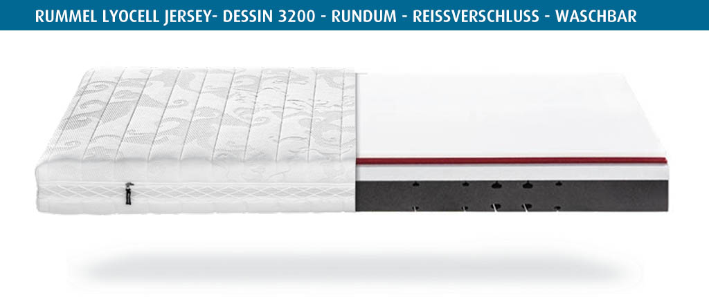 Rummel-MY-600-V-Matratzenbezug-Elasthan-Jersey-Dessin-2550-Reissverschluss-waschbar-bis-60-Grad0laCdyAjQf0iW