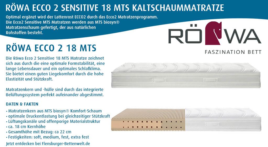 Roewa-Ecco-2-Sensitive-18-MTS-Matratze-kaufen-bei-Flensburger-Bettenwelt