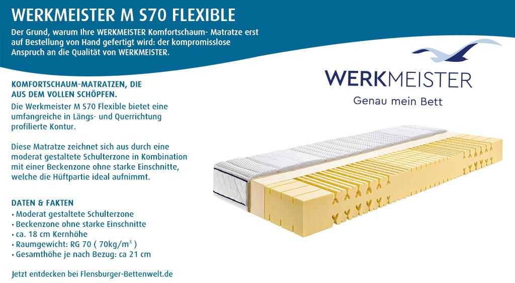 Werkmeister-M-S70-Flexible-Komfortschaummatratze-kaufen