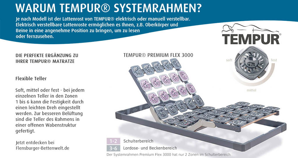 Tempur-Premium-Flex-3000-Lattenrost-kaufen-bei-Flensburger-Bettenwelt