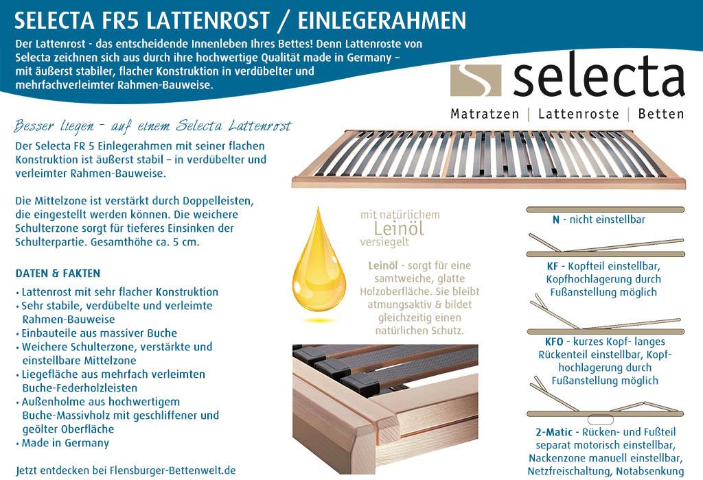 Selecta-FR5-Einlegerahmen-Lattenrost-kaufen-Flensburger-Bettenwelt