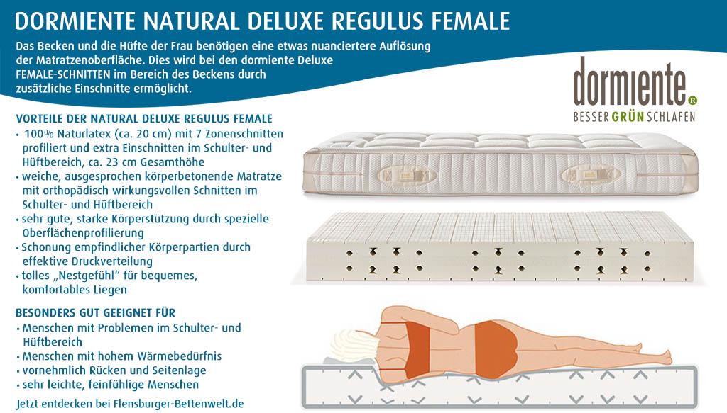 dormiente-Natural-Deluxe-Regulus-FeMale-Latexmatratze-Flensburger-Bettenwelt