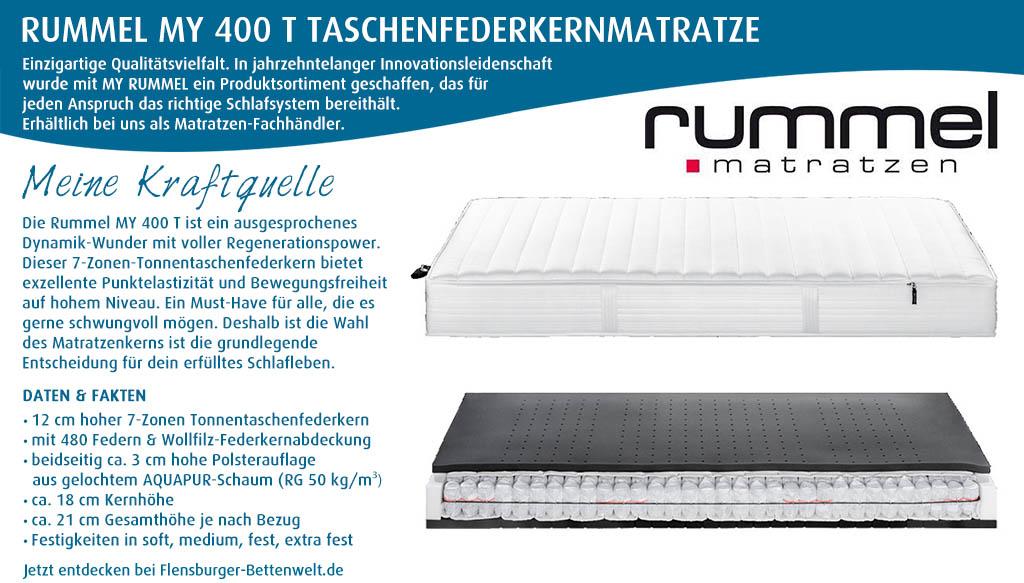 Rummel-MY-400-T-Taschenfederkernmatratze-kaufen-Flensburger-Bettenwelt