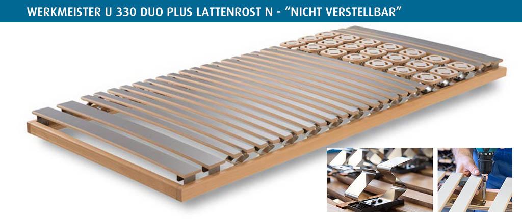 Werkmeister-U-330-Duo-Plus-Lattenrost-N-kaufen