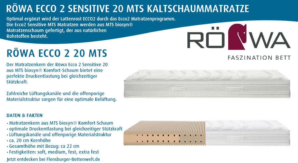 Roewa-Ecco-2-Sensitive-20-MTS-Matratze-kaufen-Flensburger-Bettenwelt